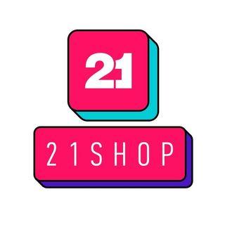 Промокоды и Купоны для 21Shop